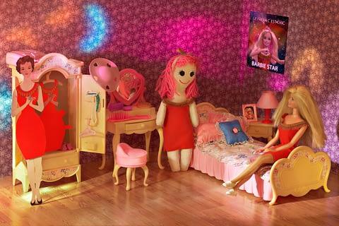 barbie ayşegül bez bebek yatakodası prodüksiyon tasarım proje moda fashion çekim fotoğraf fotoğrafçı reklam photoshop retouch studyo