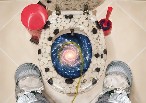 galaksi galaxy tuvalet çiş fotoğrafçı prodüksiyon tasarım proje kretif creative çekim fotoğraf fotoğrafçı reklam photoshop retouch studyo konsept concept
