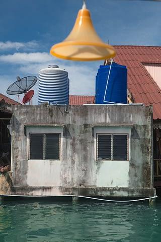 şapka ev huni tayland bizarre komik sanat