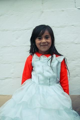 roman kız çocuk portre