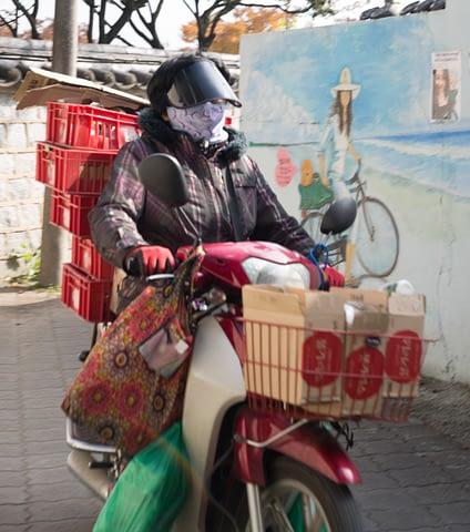 hayal gerçek resim motorsiklet çalışan kadın bisiklet zıt