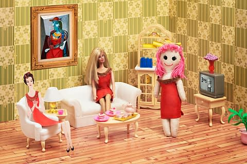 barbie ayşegül bez bebek salon picasso prodüksiyon tasarım proje moda fashion çekim fotoğraf fotoğrafçı reklam photoshop retouch studyo
