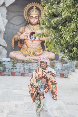kalp inanç hindu yaşlı tanrı su renk hindistan