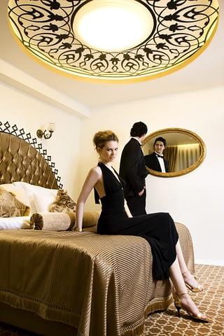 model moda yatak odası hotel çekim fotoğraf fotoğrafçı reklam